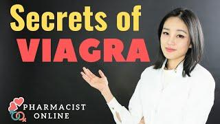 How to take Viagra THE RIGHT WAY | TOP SECRETS of VIAGRA that no one tells you | SIDE EFFECTS 2020